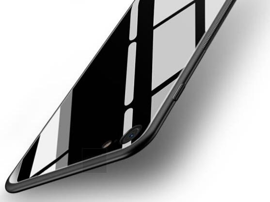 Ốp Nhựa Dẻo STRYFER Viền Mềm Cho iPhone 6s / 6 - Đen