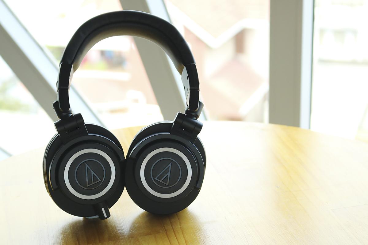 Tai Nghe Audio-Technica ATH-M50x Chụp Tai