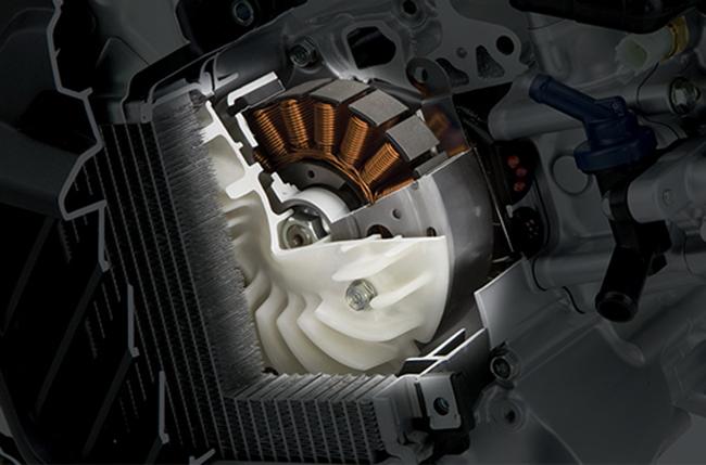 Xe máy Honda Lead - Phiên bản Cao cấp (Đen Nâu Bạc)=41.200.000 ₫