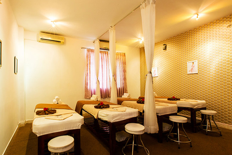 Paradise Beauty & Spa - (100 Phút) Massage Body + Massage Foot + Ngâm Chân + Đắp Mặt Nạ