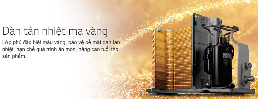 Máy Lạnh Inverter LG V10ENW (1HP)