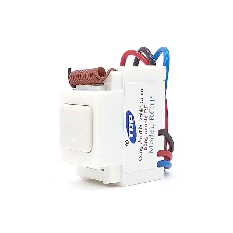 Bộ 5 công tắc điều khiển từ xa sóng RF lắp mặt Panasonic TPE RC1P