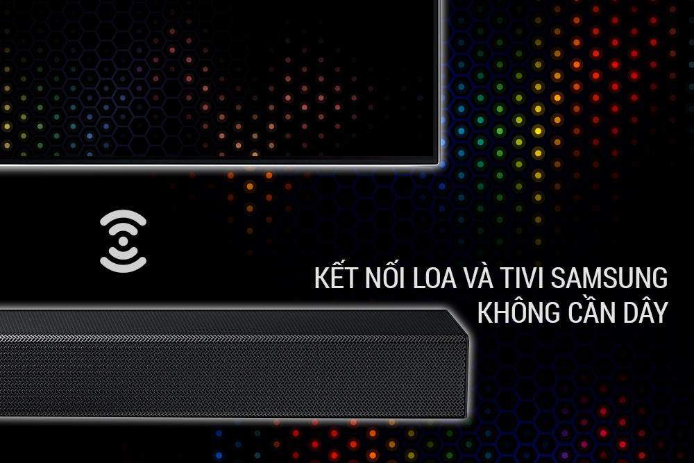Loa Thanh 3.1Ch Samsung HW-M550/XV (340W) - Đen