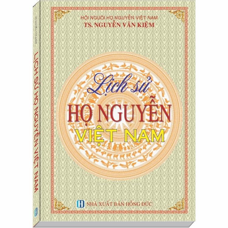 Lịch sử Họ Nguyễn Việt Nam