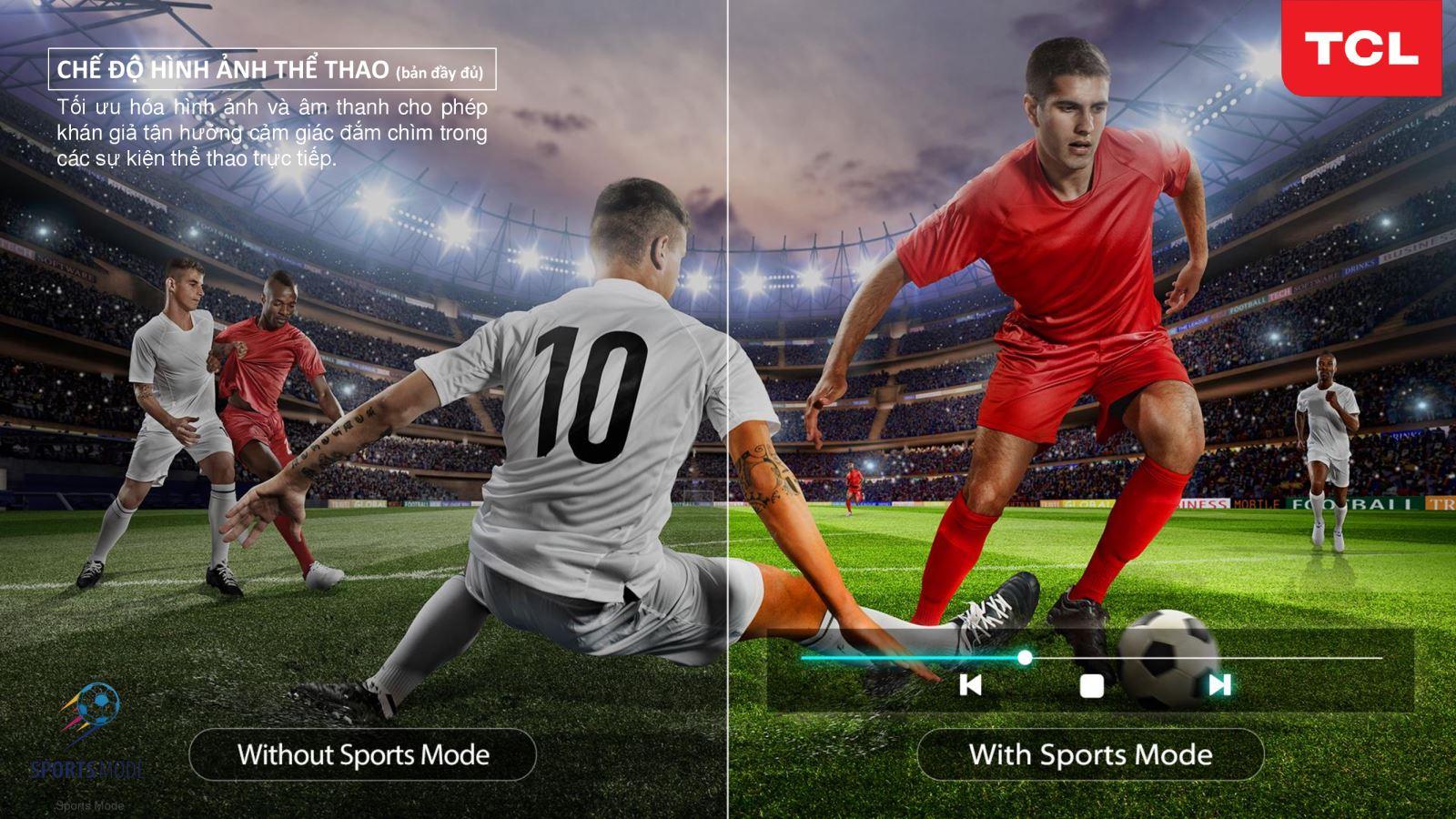 Smart Tivi TCL 55 inch 4K UHD L55C6-UF