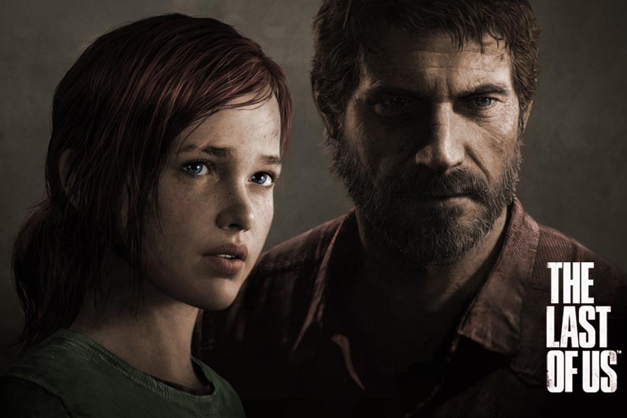 Đĩa Game PlayStation PS4 Sony The Last of Us Remastered Hệ US