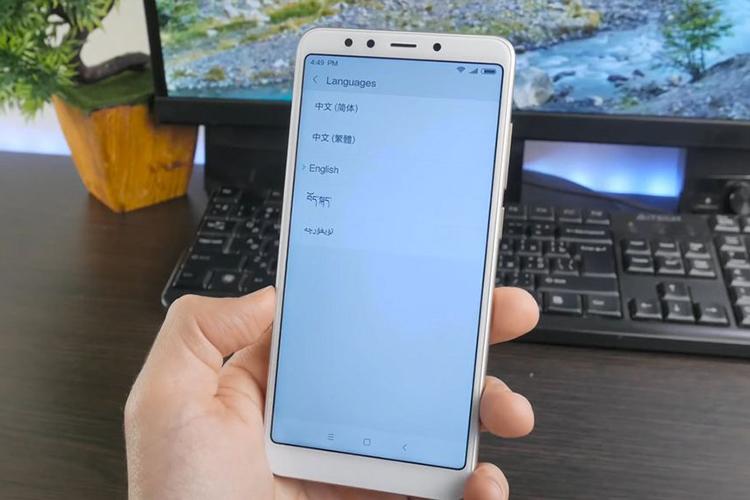 Điện Thoại Xiaomi Redmi 5 (32GB/3GB) - Hàng Chính Hãng DGW
