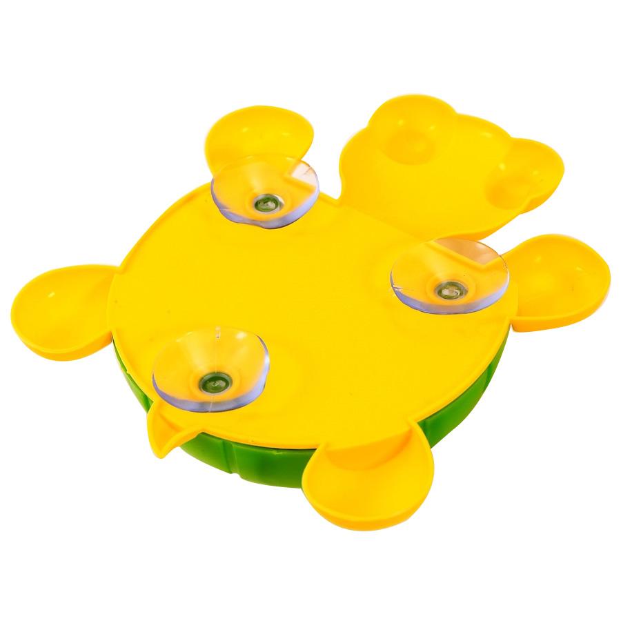 Hộp đựng bàn chải đánh răng hút chân không hình con rùa