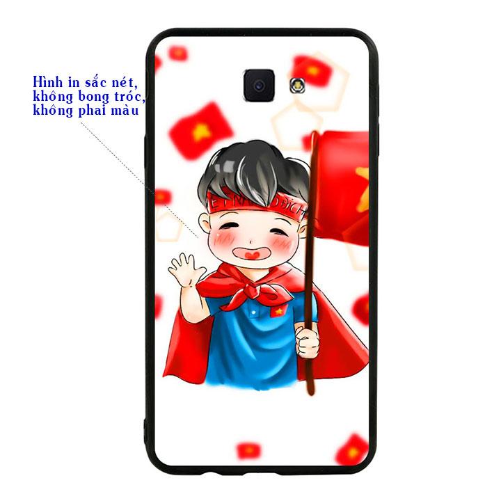 Ốp Lưng Viền TPU Cao Cấp Cho Samsung Galaxy J7 Prime - U23 Mẫu 6