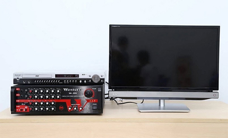Ampli Western WA-2066S (500W)
