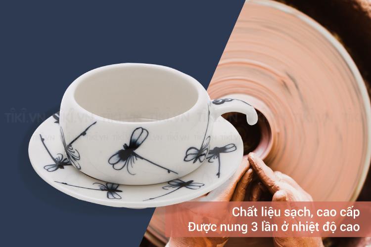 Bộ Quà Tặng Tách Coffee P126A