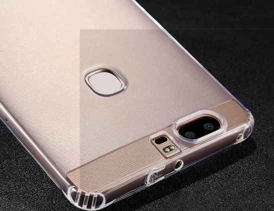 Ốp Điện Thoại Nhựa Dẻo Trong Suốt VALEA Dành Cho Huawei Glory V8