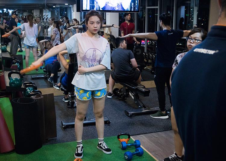 Gói Tập Gym 01 Tháng