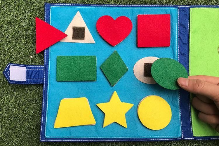 Sách Vải Sabe Rubik Toán Học
