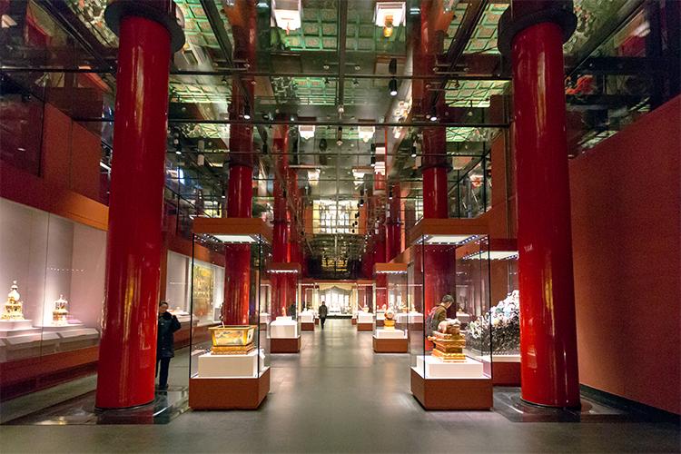 Vé Tham Quan Tử Cấm Thành Trung Quốc Mùa Thấp Điểm (01/11 – 31/03)