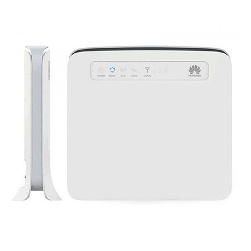 Huawei E5186 | Bộ phát wifi 4G tốc độ 300Mbps kết nối 64 máy tích hợp cổng LAN