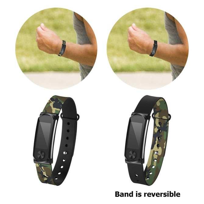 Vòng tay thông minh đo nhịp tim cao cấp I-gotU Q68HR