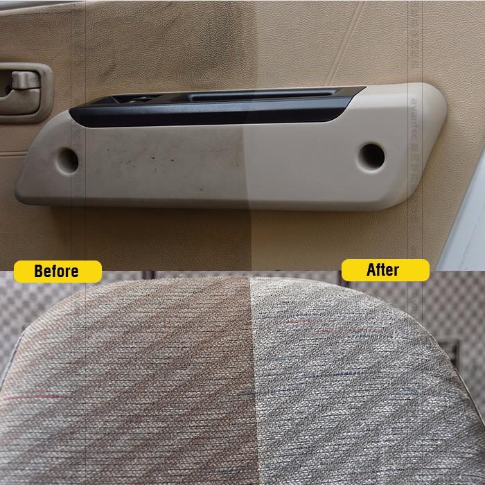 Dung dịch vệ sinh mọi chất liệu trên ô tô