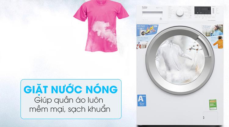 Máy Giặt Cửa Trước Inverter Beko WTV 8512 XS0 (8kg)