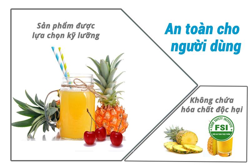 Nước Ép Dứa Le Fruit (1L)
