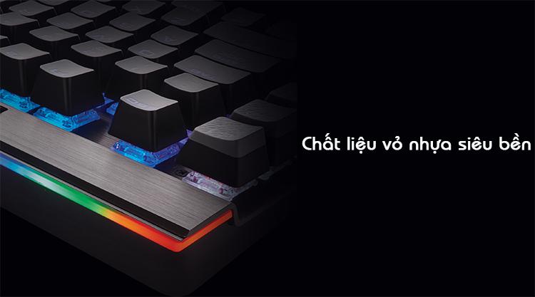 Bàn Phím Cơ Gaming Có Dây CORSAIR K95 Platinum RGB MX Brown CH-9127012-NA - Hàng Chính Hãng