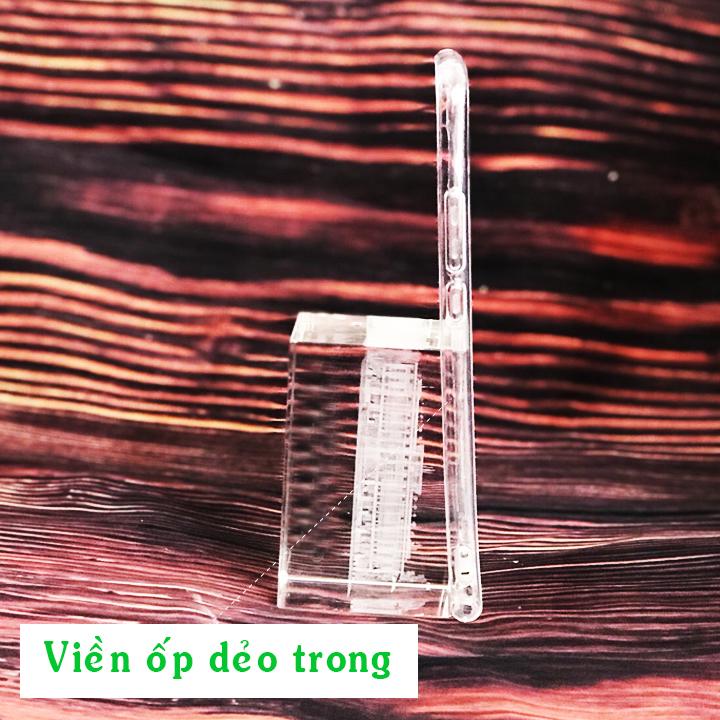 Ốp Lưng Dẻo Cho Điện thoại Xiaomi Redmi Note 5 - Hoa Gió 07