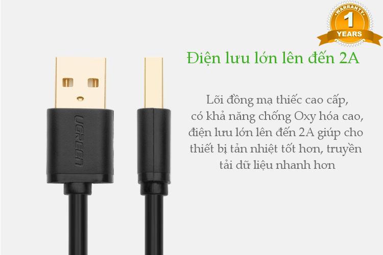 Cáp USB 2.0 Ugreen