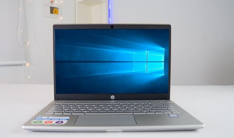 Laptop HP Pavilion 14-ce0022TU 4MF03PA Core i5-8250U/Win10 (14 inch) - Bạc - Hàng Chính Hãng