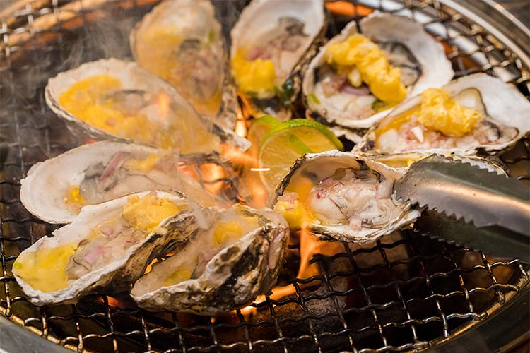 Buffet BBQ Hơn 40 Món Hải Sản, Tôm, Bò, Hàu Sữa Tại Hell Bull BBQ N Beer