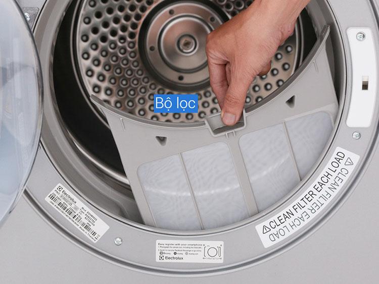 Máy Sấy Cửa Trước Electrolux EDV8052 (8kg)