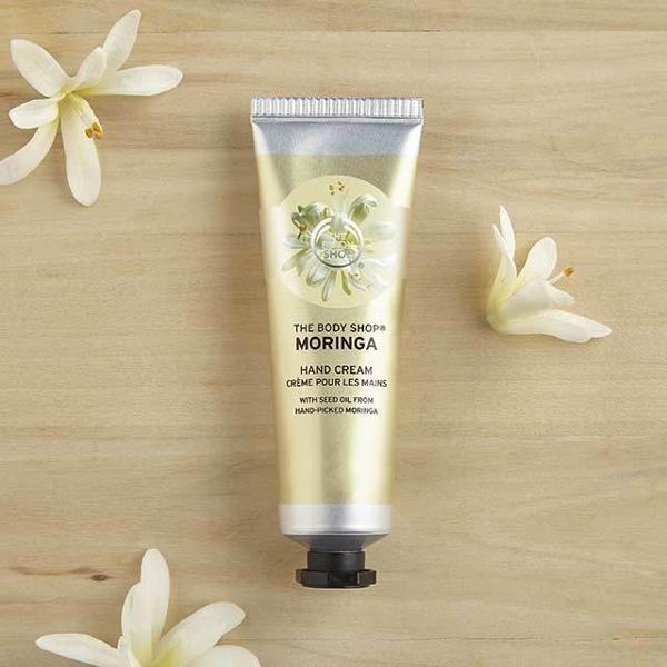 Kem Dưỡng Da Tay The Body Shop Moringa (100ml) | undefined | Tiki