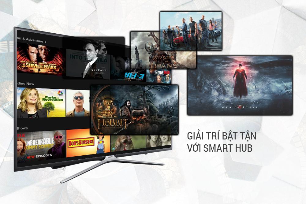 Smart Tivi Samsung 32 inch Full HD UA32M5503