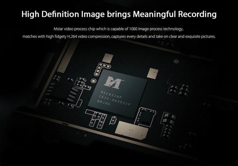 Camera Hành Trình Cho Xe Hơi Xiaomi Mijia