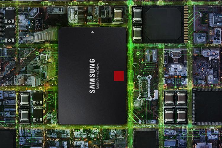 Ổ Cứng SSD Samsung 860PRO 256GB Sata III 2.5inch - Hàng Chính Hãng