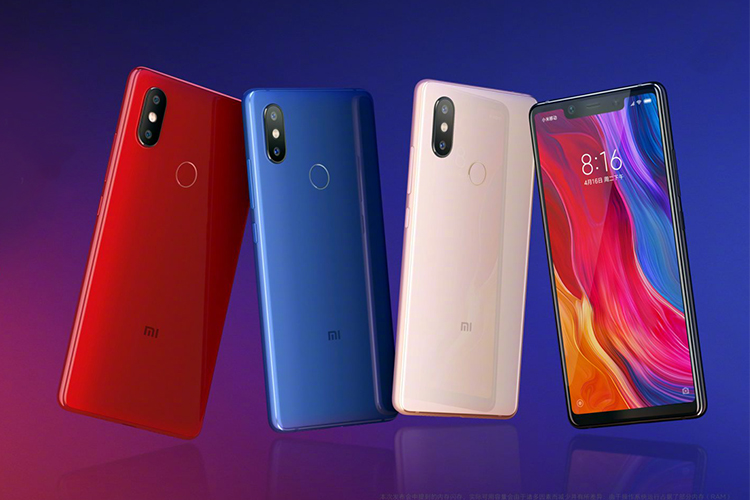 Điện Thoại Xiaomi Mi 8 SE (6/64) - Hàng Chính Hãng DGW