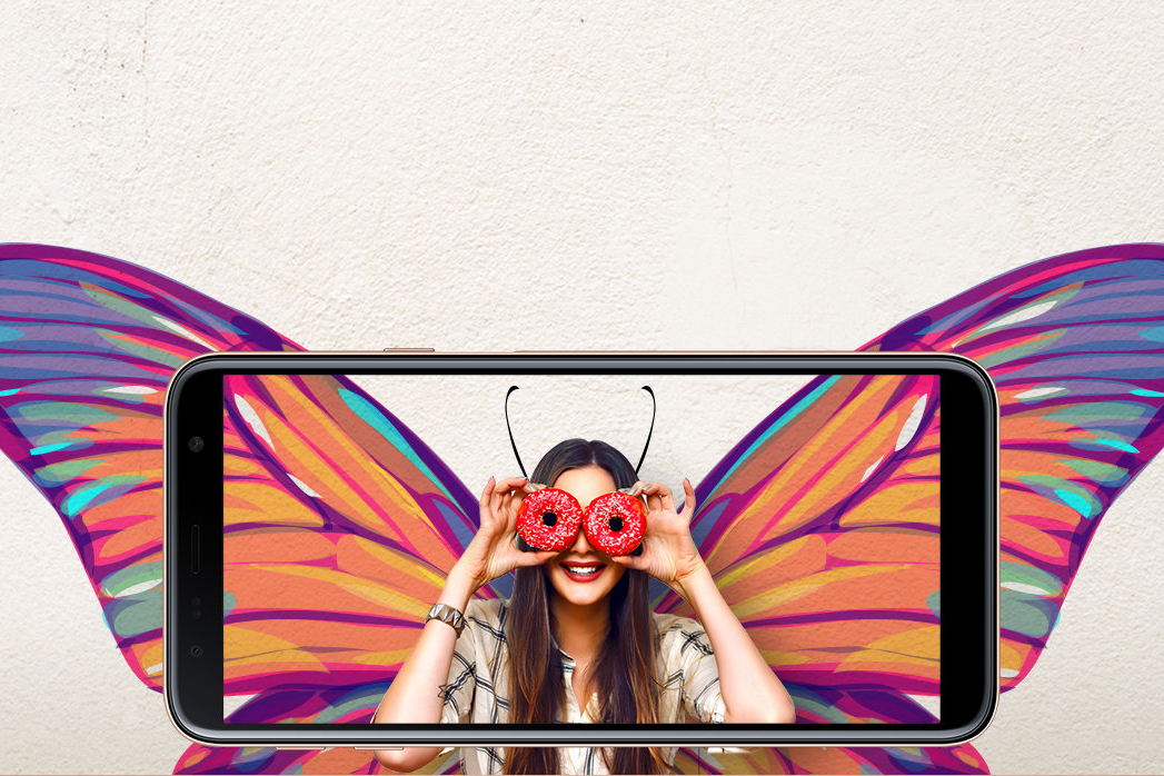 Điện Thoại Samsung Galaxy J4 Plus - Hàng Chính Hãng