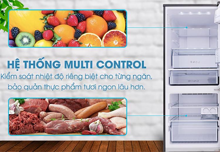 Tủ Lạnh Inverter Panasonic NR-BV288GKV2 (255L)