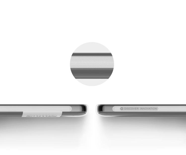 Ốp Lưng Mềm Trong Suốt Cho Nilkin (NILLKIN) Huawei Mate10pro TPU- Trắng