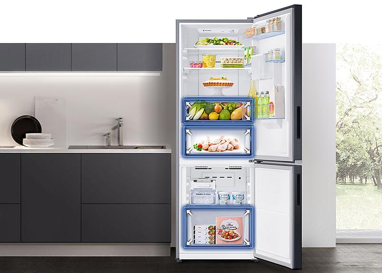 Tủ Lạnh Inverter Samsung RB30N4180B1/SV (307L)