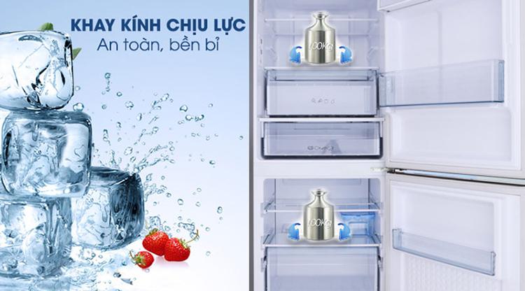 Tủ Lạnh Inverter Panasonic NR-BV289QSV2 (255L)