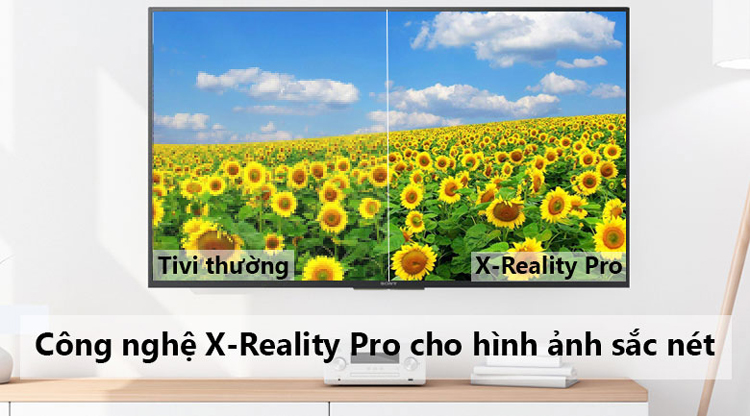Android Tivi Sony Full HD 43 inch KDL-43W800F