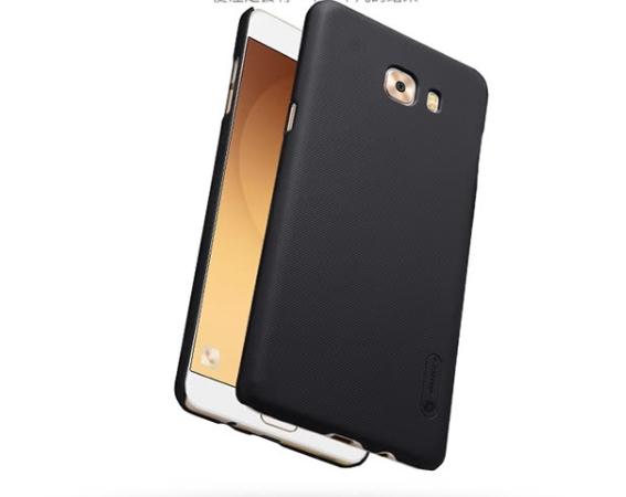 Vỏ Điện Thoại Samsung C9Pro / C9000 - Nile Gold (NILLKIN)