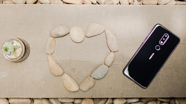 Điện thoại Nokia 6.1 Plus - Hàng Chính Hãng