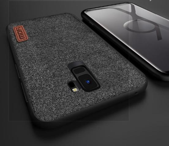 Ốp Lưng Điện Thoại Mofan Cá Tính Thích Hợp dành cho Samsung Galaxy S9-Màu Xám