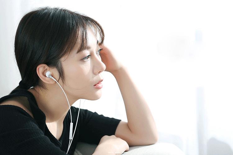 Tai Nghe Nhét Tai Xiaomi Dual Driver (Trắng) - Hàng Nhập Khẩu