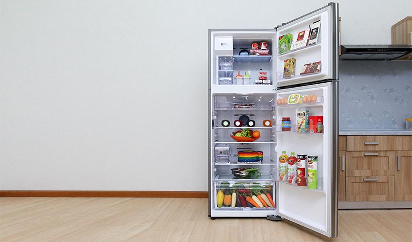 Tủ Lạnh Inverter Samsung RT38K5982SL/SV (368L) - Bạc