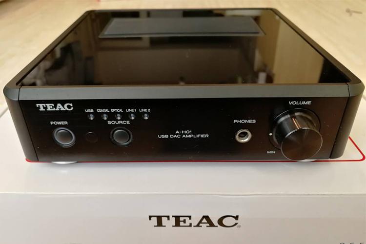 Amply TEAC A-H01E-B (60W)