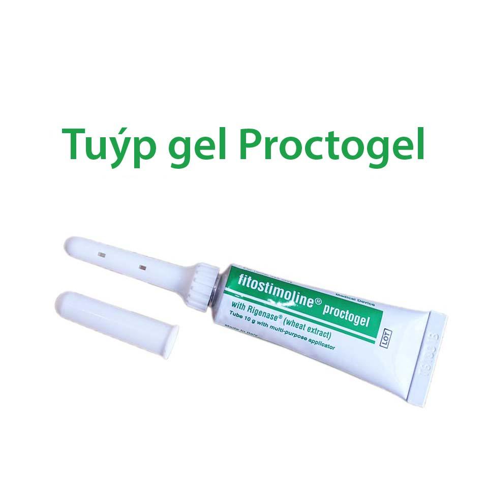 Proctogel - Gel bôi Trĩ từ Ý