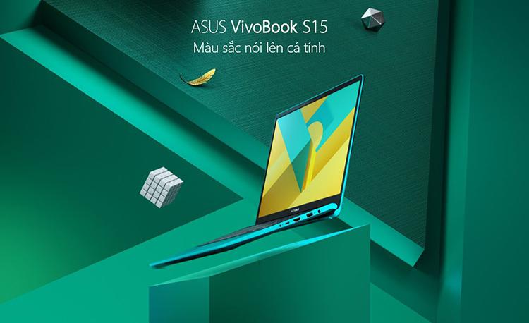Laptop Asus Vivobook S15 S530UA-BQ278T Core i5-8250U/Win10 (15.6 inch) (Grey) - Hàng Chính Hãng