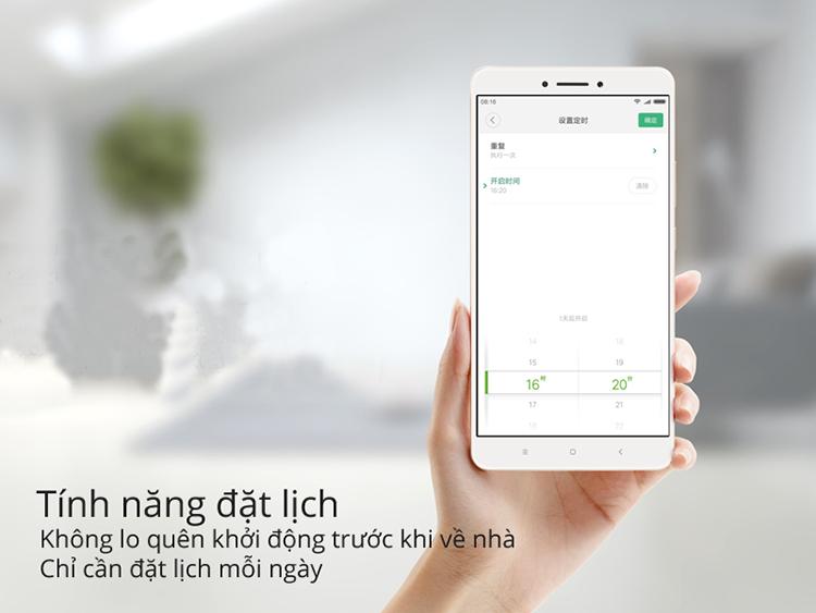 Robot Hút Bụi Xiaomi SKV4000CN Mi Robot Vacuum - Hàng Chính Hãng